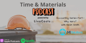 Time & Materials podcast - Kevin Smith